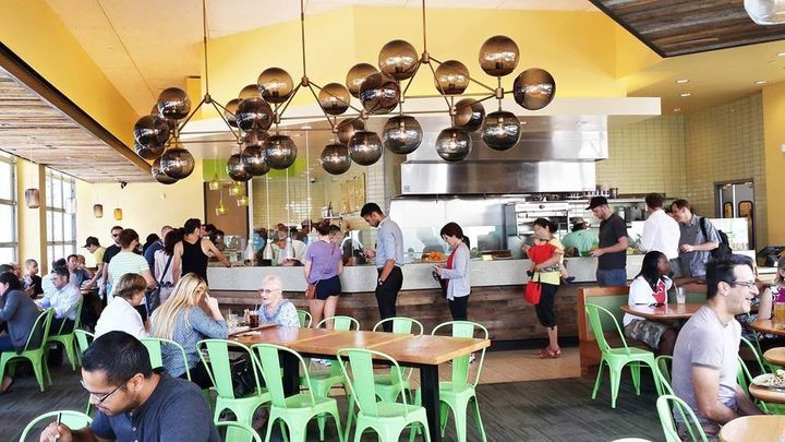 Tender Greens is one of a number of fast-casual restaurants that have been compared to Chipotle in recent years.