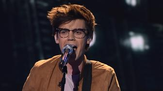 HOLLYWOOD, CA - MARCH 3: Top 8 contestant MacKenzie Bourg performs onstage at FOX's American Idol Season 15 on March 3, 2016 in Hollywood, California. (Photo by Ray Mickshaw/FOX via Getty Images)