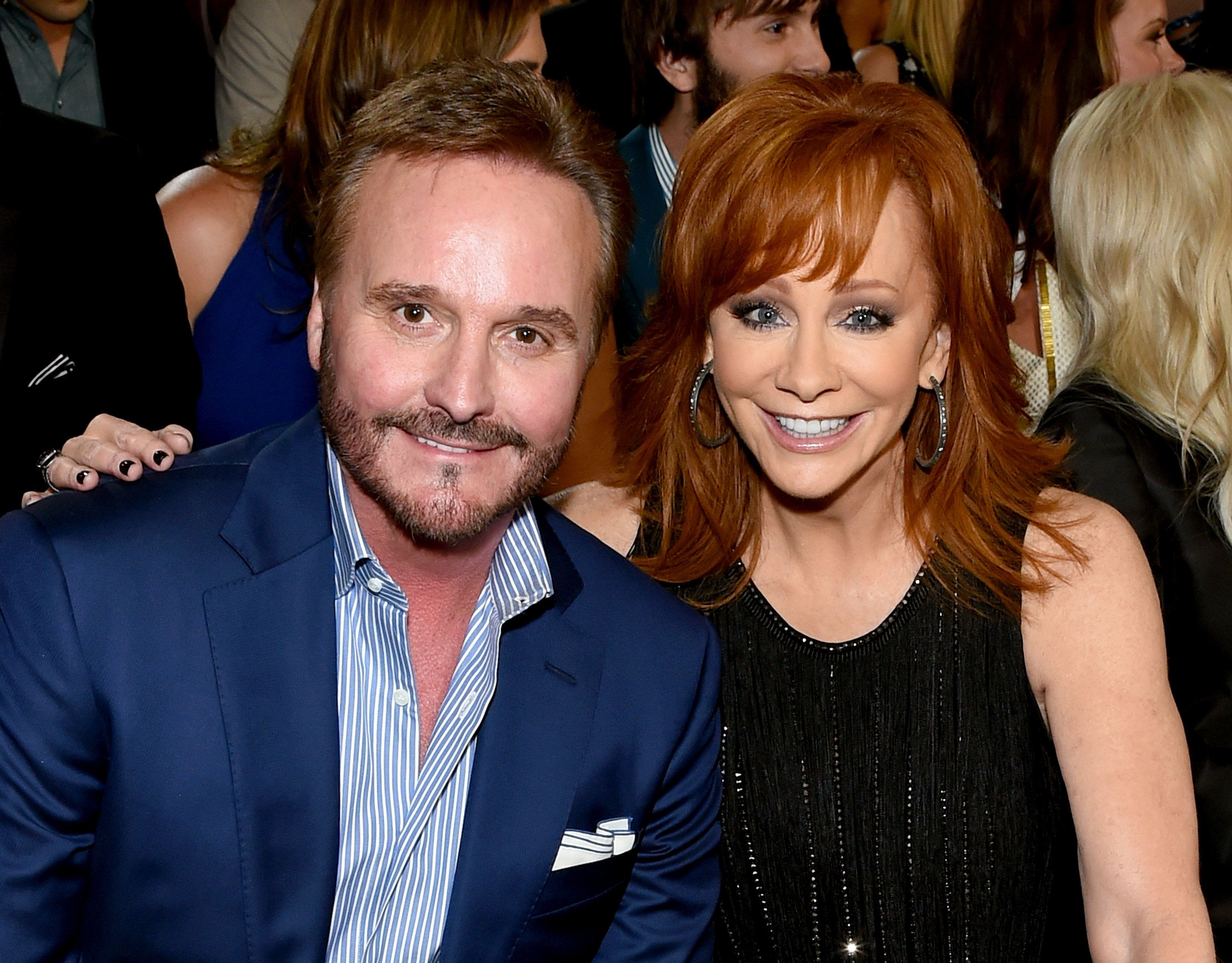Brandon blackstock kids mother images for How many kids does reba mcentire have
