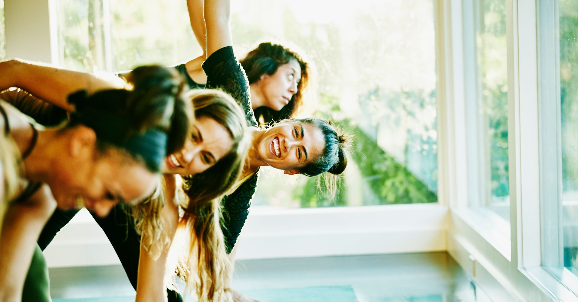 5 Reasons Friends Can Make Exercise Better Huffpost