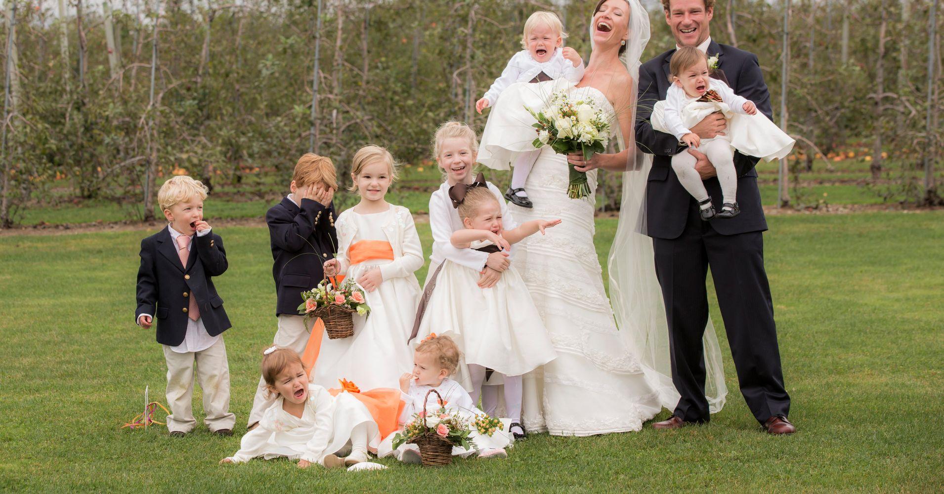 17 Hilarious But Unfortunate Wedding Fails Captured On Camera