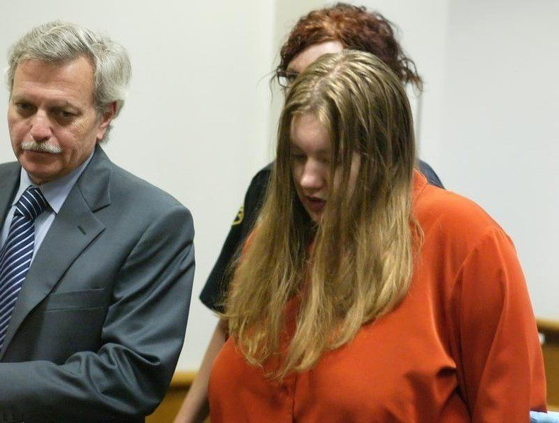 Michele Anderson, pictured here in 2008, will reportedly spend the rest of her life in prison.