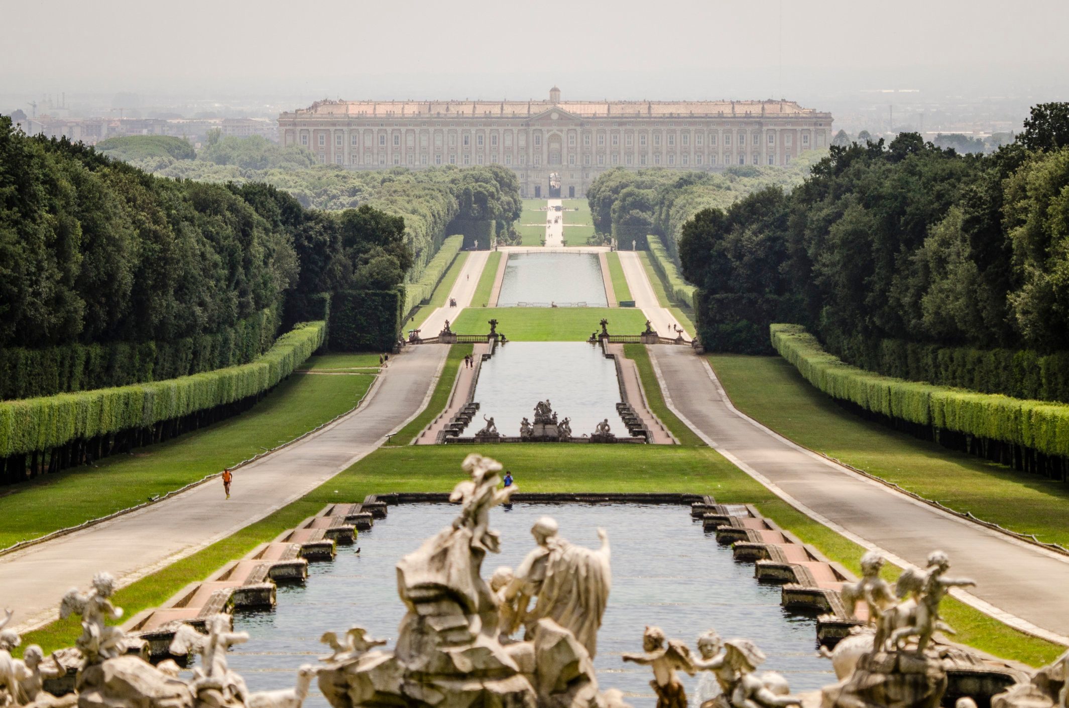 Mauro Felicori was appointed to revive the fortunes of the spectacular 1,200-room Baroque palace of the Bourbon kings just fi