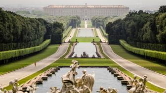 The Royal Palace of Caserta Italian: Reggia di Caserta is a former royal residence in Caserta, southern Italy, constructed for the Bourbon kings of Naples. It was the largest palace and one of the largest buildings erected in Europe during the 18th century.
