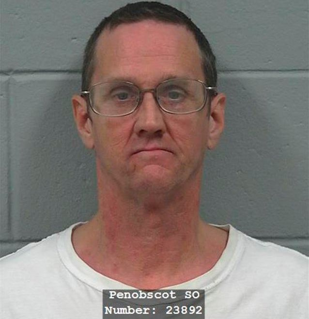 Philip Scott Fournier was arrested for the 1980 murder of Joyce McLain is shown in this booking photo released by Penobscot C