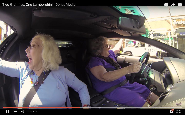 Meet L.A.'s coolest grandmas.