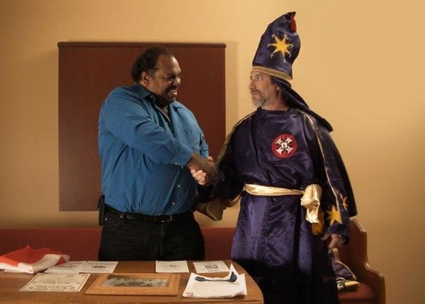 Directed by&nbsp;Matt Ornstein<br><br><strong>What to expect:&nbsp;</strong>Google Daryl Davis, and you'll learn that he has