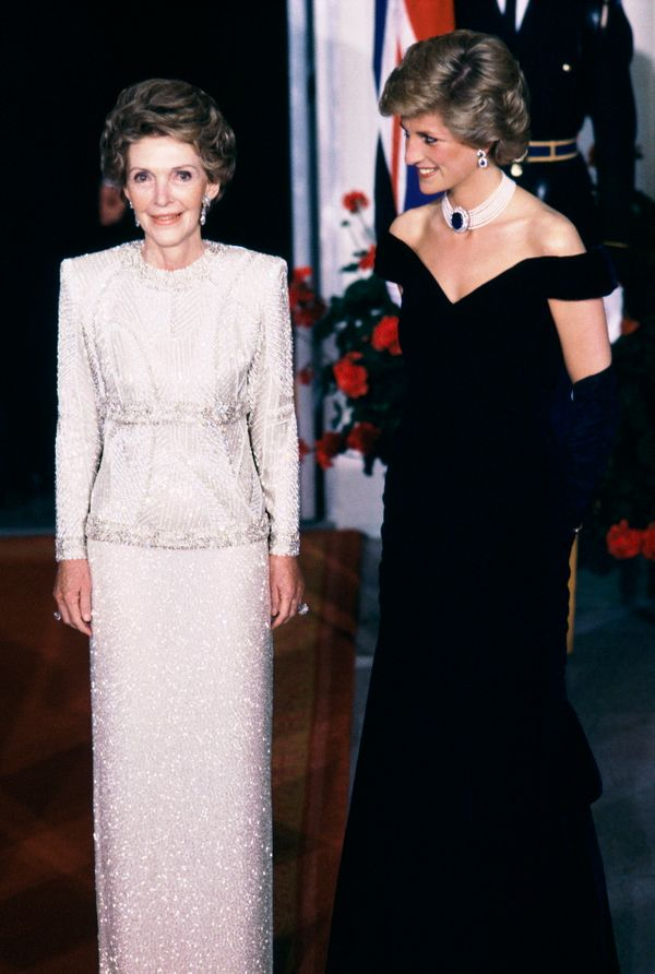 11 Of Nancy Reagan\'s Glitziest \'80s Gowns | HuffPost