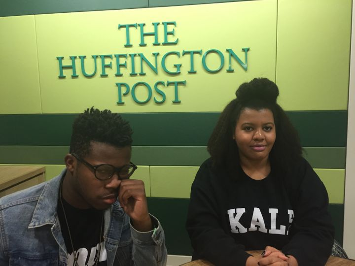 """Huffington Post reporters Tyler Tynes and Julia Craven are aware that """"Howard"""" is different from """"Harvard."""""""