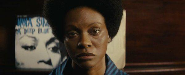 "A still shot from the ""Nina"" trailer."