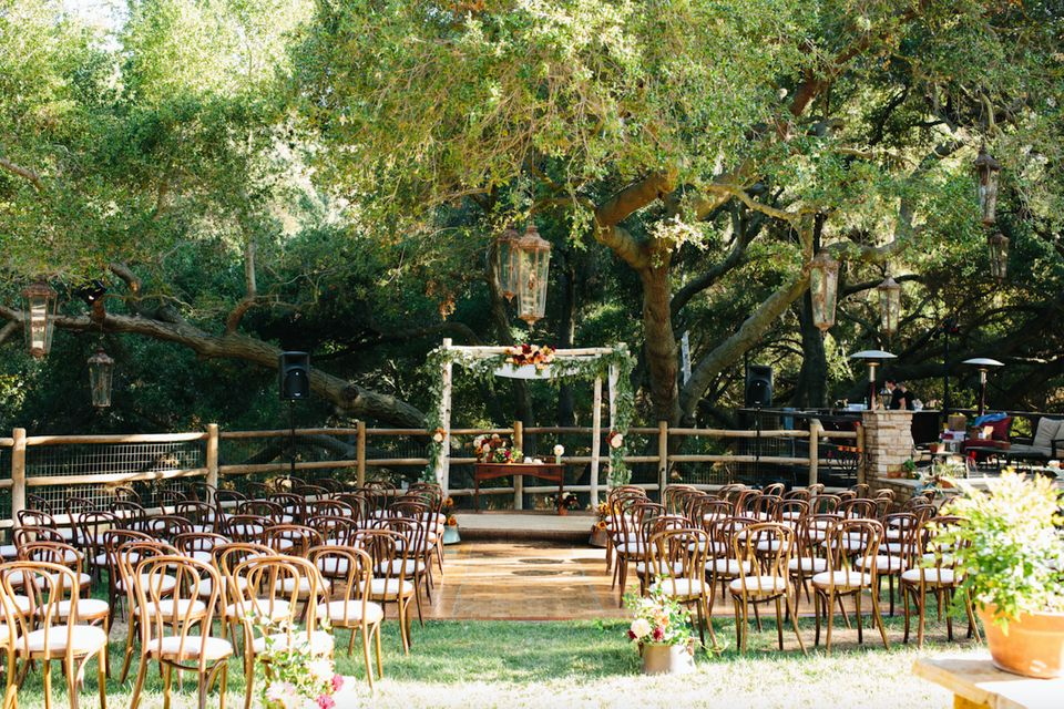 Outdoor Backyard Wedding Ideas 19 charming backyard wedding ideas for low-key couples | huffpost life