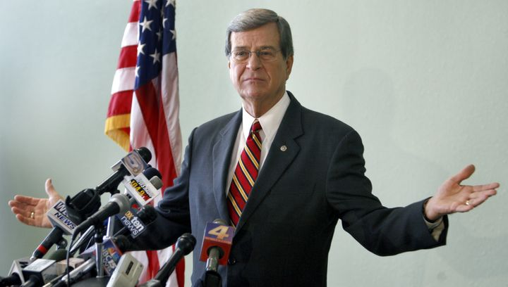 Former Senate Majority Leader Trent Lott (R-Miss.) said he would be open to considering a Supreme Court nominee from Presiden