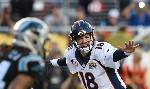 Peyton Manning Bids The NFL An Emotional