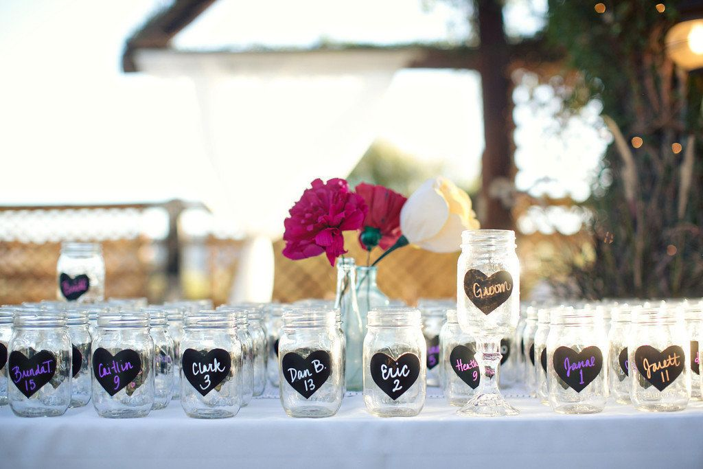 Informal Backyard Weddings