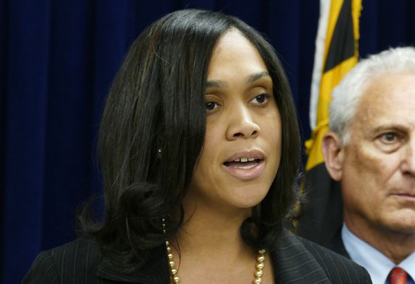 Shortly after her election as the youngest chief prosecutor in any major city, Mosby was assigned to investigate the death of