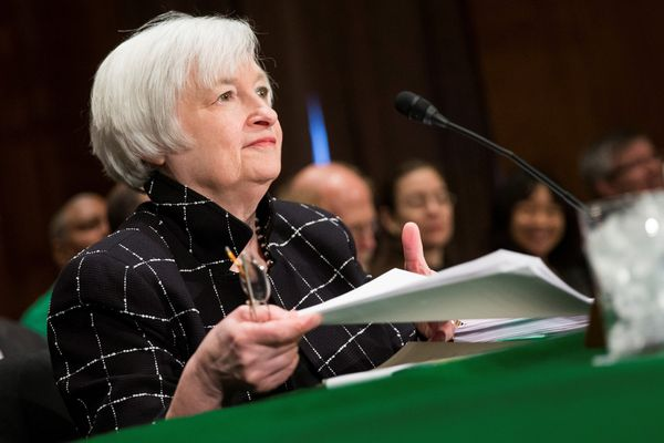 "The first woman to lead the Federal Reserve Board is also one of the <a href=""http://www.huffingtonpost.com/entry/janet-yelle"