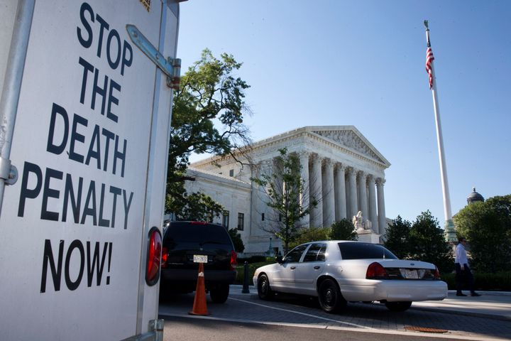 The justices ruled unconstitutional amurder conviction where prosecutors did not turn over evidence that could've excul
