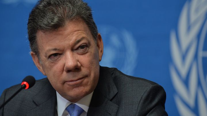Manuel Santos, President of Colombia