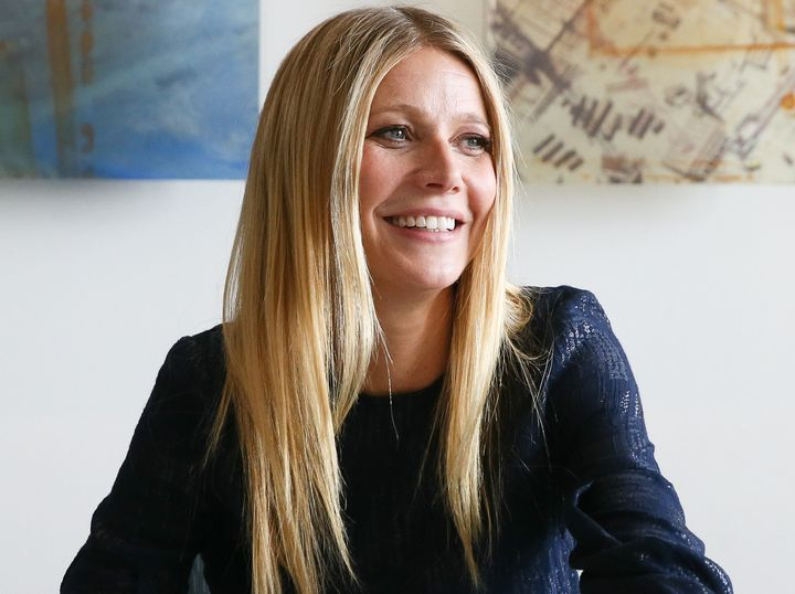 Goop founder Gwyneth Paltrow is embracing aging with a positive and real outlook.