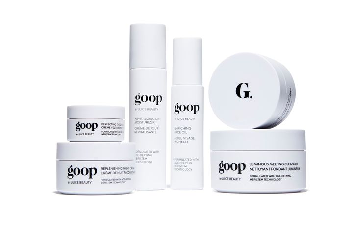 Goop by Juice Beauty is a six-piece skincare line that combines luxury formulas with certified organic ingredients.