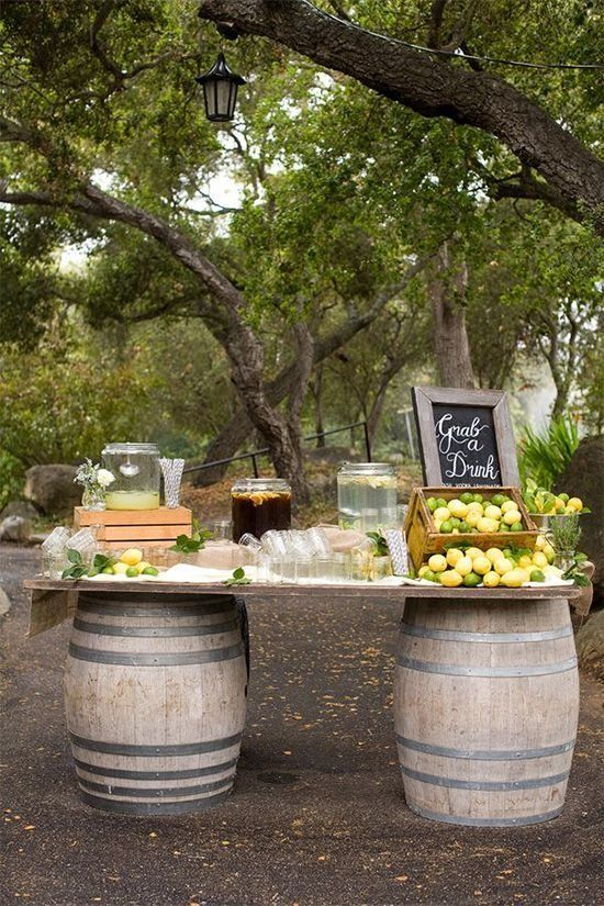 Charming Backyard Wedding Ideas For LowKey Couples HuffPost - Cheap backyard wedding ideas