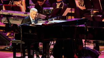 LONDON, ENGLAND - JUNE 26:  Burt Bacharach performs at the Burt Bacharach: A Life In Song concert at the Royal Festival Hall on June 26, 2015 in London, United Kingdom  (Photo by Phil Bourne/Redferns via Getty Images)
