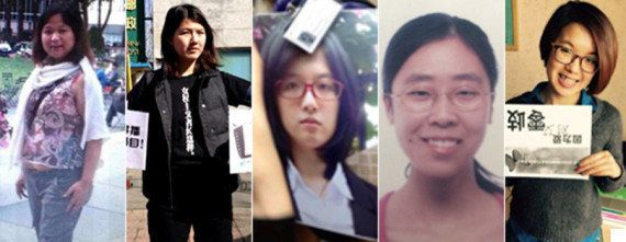 Had they been charged, these five women would have faced years in prison.