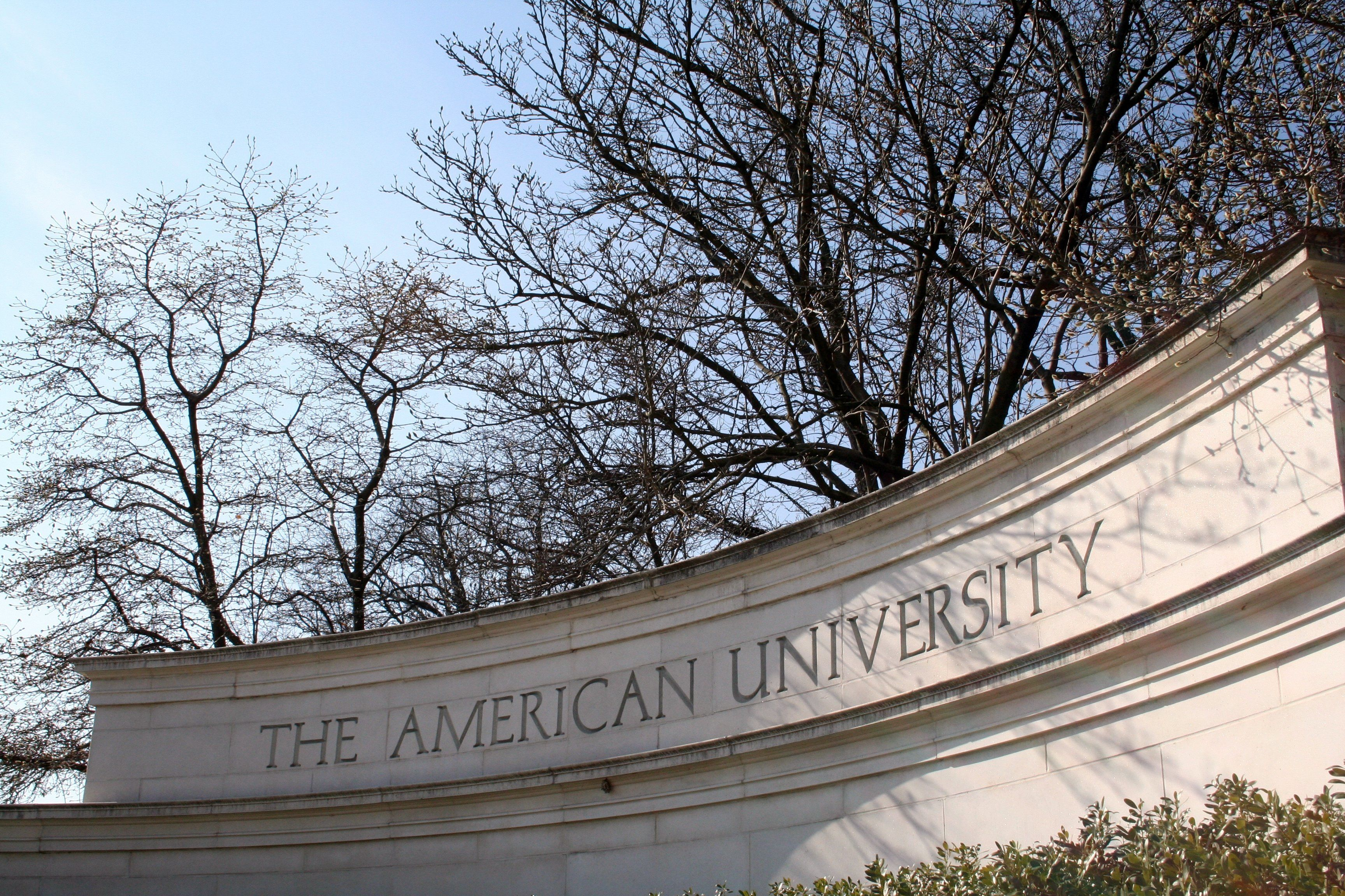 American University required a sexual assault survivor to sign a gag order on her own case.