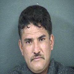 Police are seeking Pablo Antonio Serrano-Vitorino, 40.