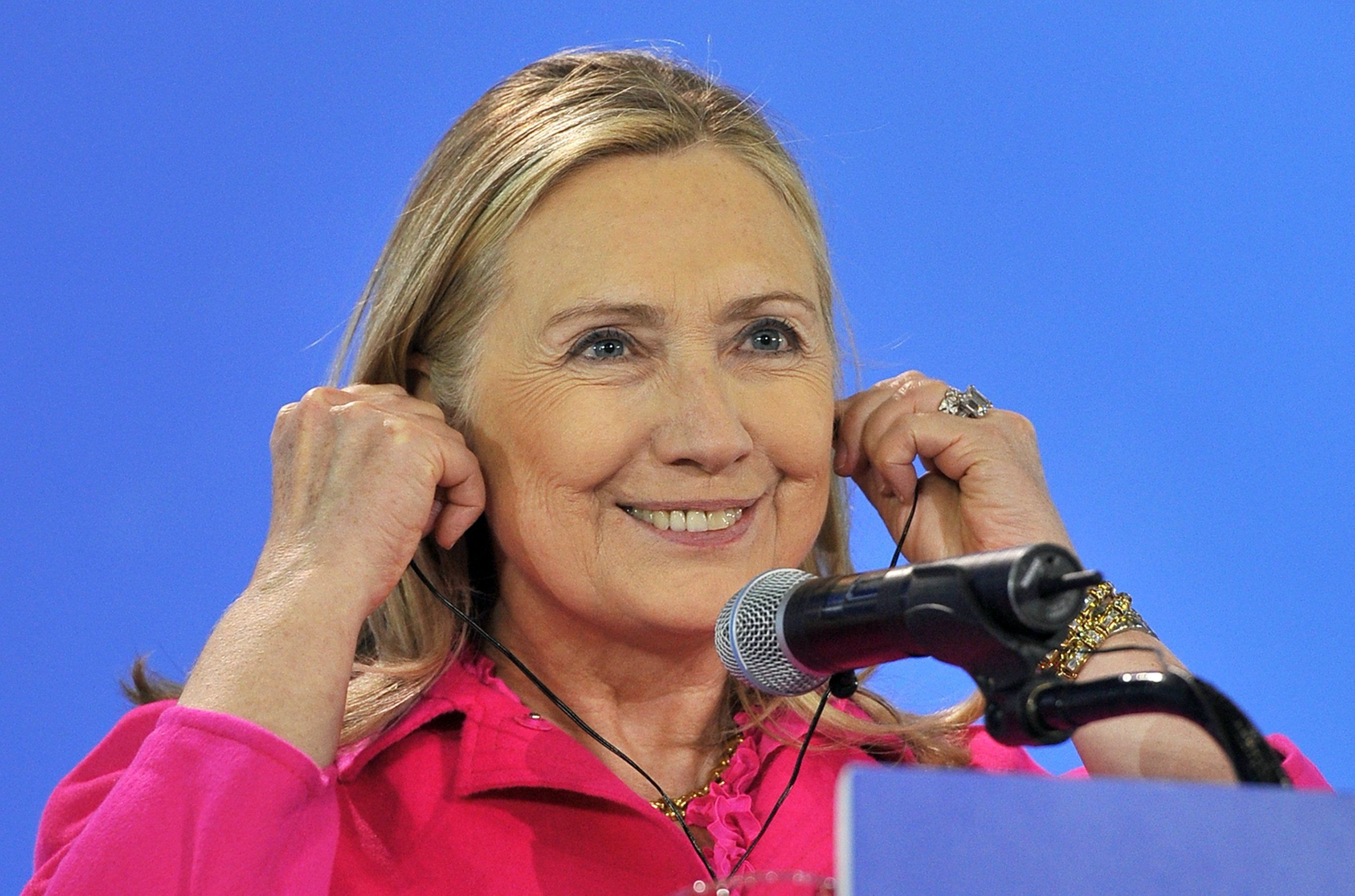 Hillary Clinton has 30 jams perfect for Women's History Month.