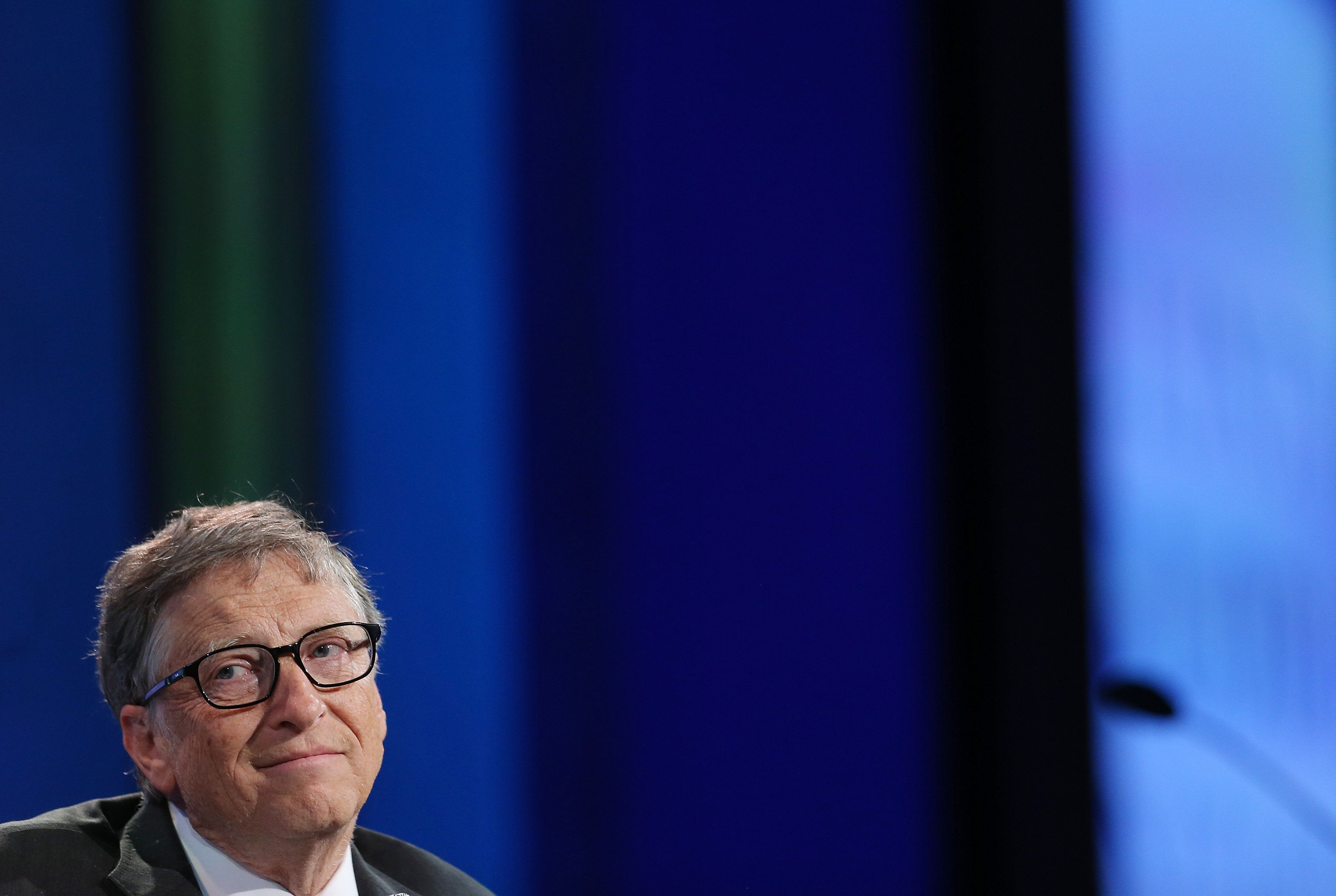 The vast majority of Silicon Valley has sided with Apple, but Microsoft co-founder Bill Gates is taking a more neutral positi