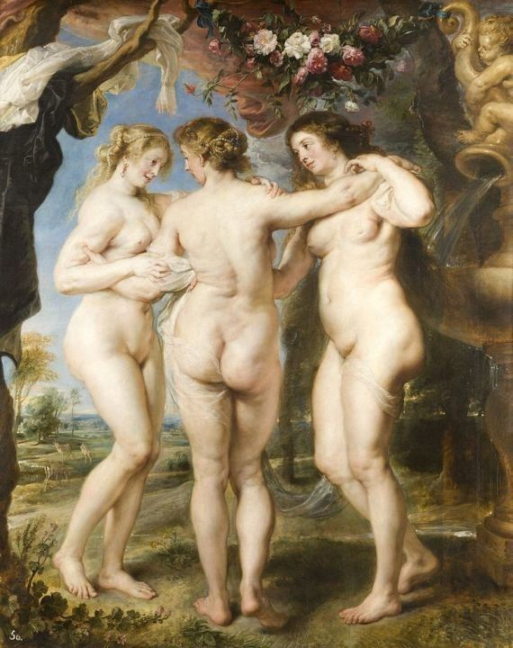 "<a href=""https://en.wikipedia.org/wiki/The_Three_Graces_(Rubens)"" target=""_blank"">Peter Paul Rubens, ""The Three Graces,"" 1635"