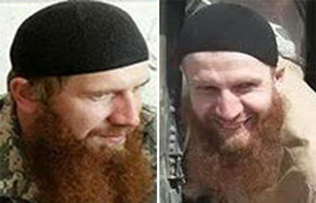 'Omar The Chechen,' ISIS' Minister Of War, Likely Killed In U.S.