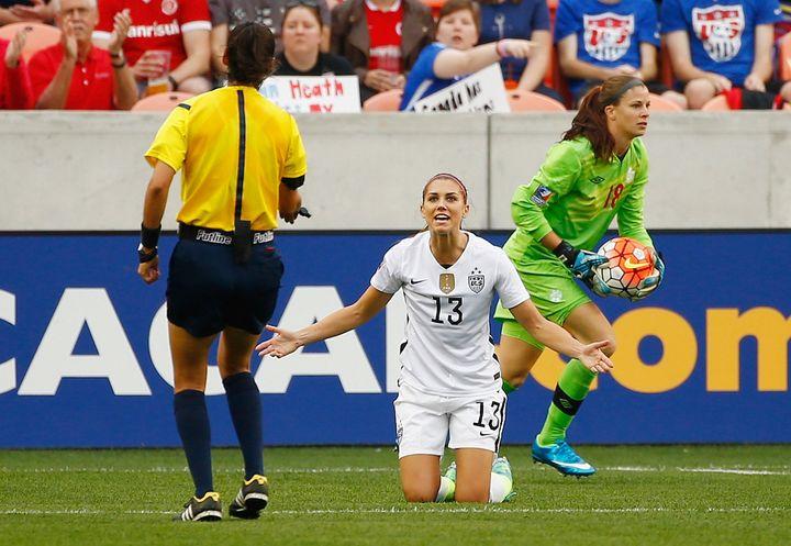 World's Top Women Soccer Players Still Getting Second-Class Treatment