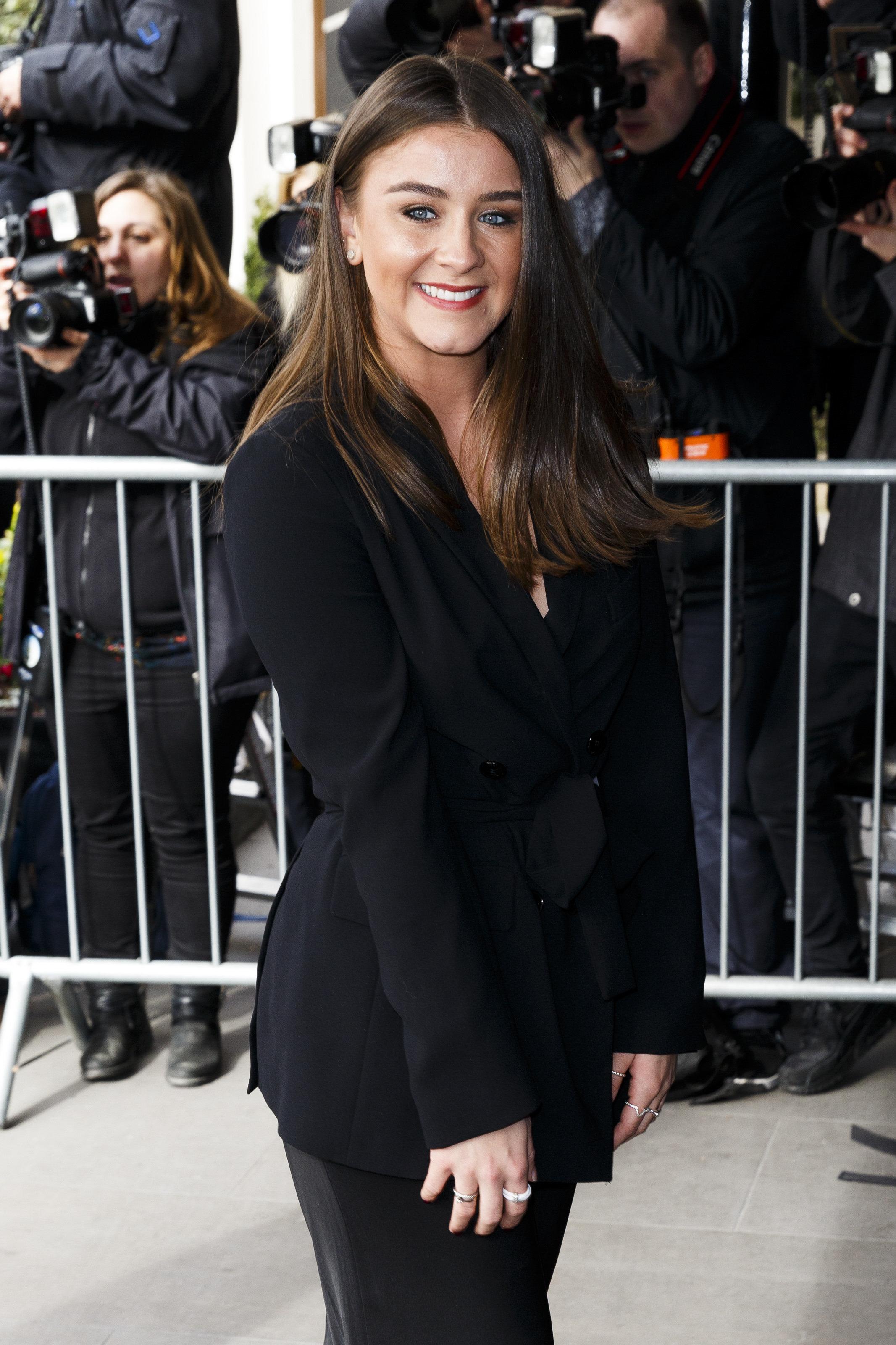 'Corrie' Star Brooke Addresses Cast Shake-Up Rumours
