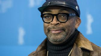 BERLIN, GERMANY - FEBRUARY 16: Director Spike Lee attends the 'Chiraq' premiere during the 66th Berlinale International Film Festival Berlin at Grand Hyatt Berlin Hotel, in Berlin, Germany on February 16, 2016.  (Photo by Mehmet Kaman/Anadolu Agency/Getty Images)