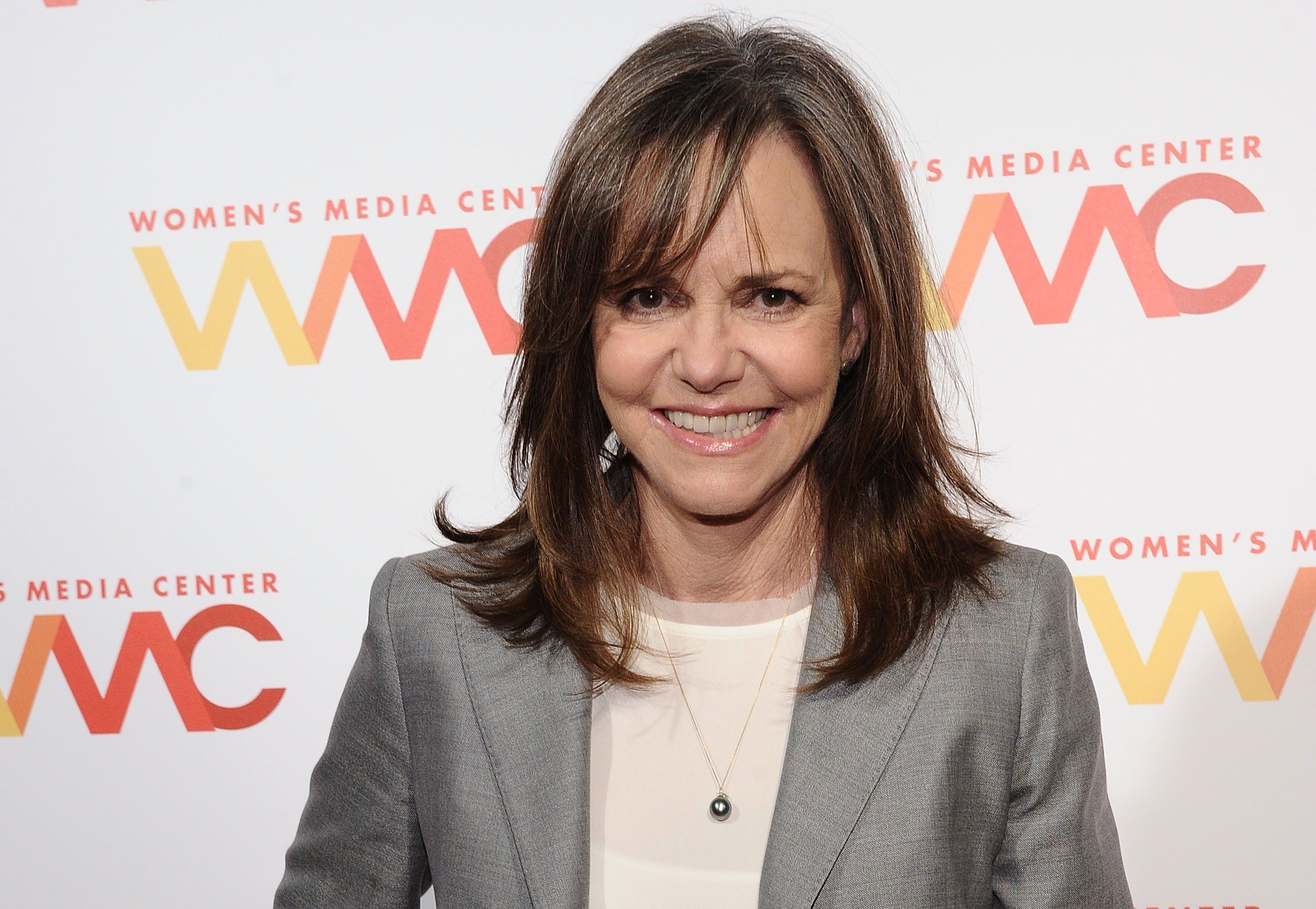 NEW YORK, NY - NOVEMBER 05:  Actress Sally Field attends The Women's Media Center 2015 Women's Media Awards at Capitale on November 5, 2015 in New York City.  (Photo by Daniel Zuchnik/WireImage)