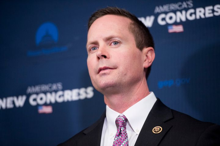 Rep. Rodney Davis (R-Ill.) is pushing a proposal in Congress that would give businesses and workers a tax break when emp