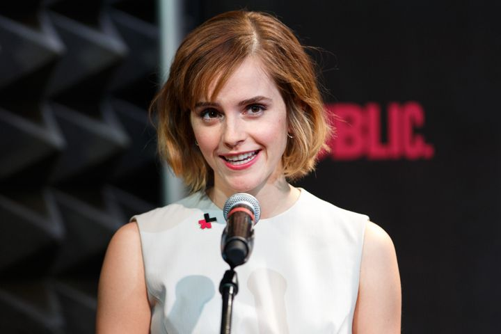 "Emma Watson really doesn't care if you think she's a ""feminazi."""