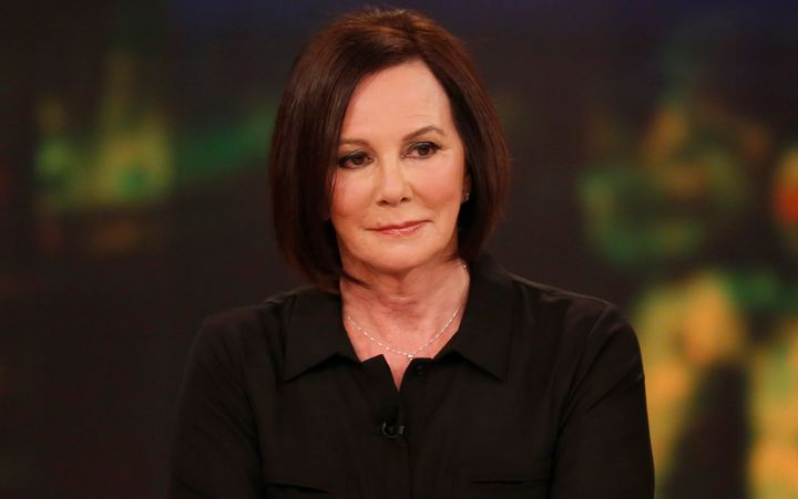 "Marcia Clark appears on ABC's ""The View"" on Feb. 3, 2016."