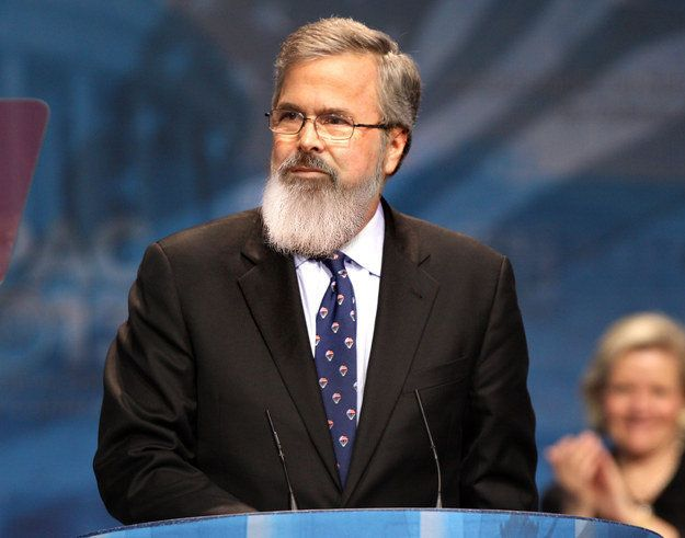 "The beard that could have been -- and a&nbsp;beard only a mother could love. <a href=""http://thehill.com/blogs/blog-briefing-"