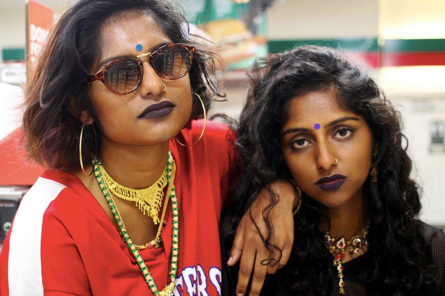 Mirusha and Yanusha Yogarajah