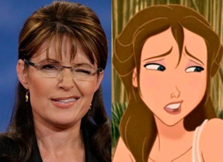 Politisi Amerika yang Mirip Karakter Disney