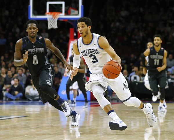 Another wing starring in Philly is Josh Hart, who has been sensational all year for a team that was ranked No. 1 at one