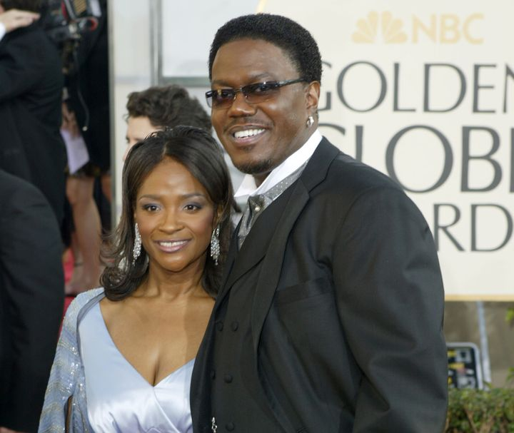 Rhonda McCullough and Bernie Mac (real name: Bernard McCullough) were together for more than 30 years before he died in 2008.