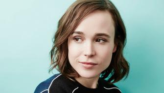 Ellen Page of 'Tallulah' poses for a portrait at the 2016 Sundance Film Festival Getty Images Portrait Studio Hosted By Eddie Bauer At Village At The Lift on January 24, 2016 in Park City, Utah