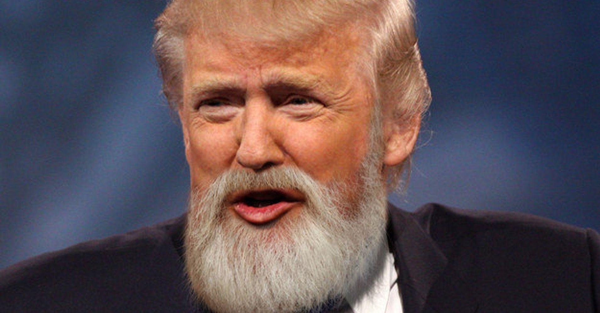 Trump Beard