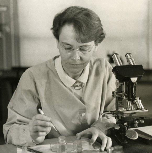 Temple-Wood has worked on hundreds of articles about women scientists for Wikipedia. One example is a biography on&