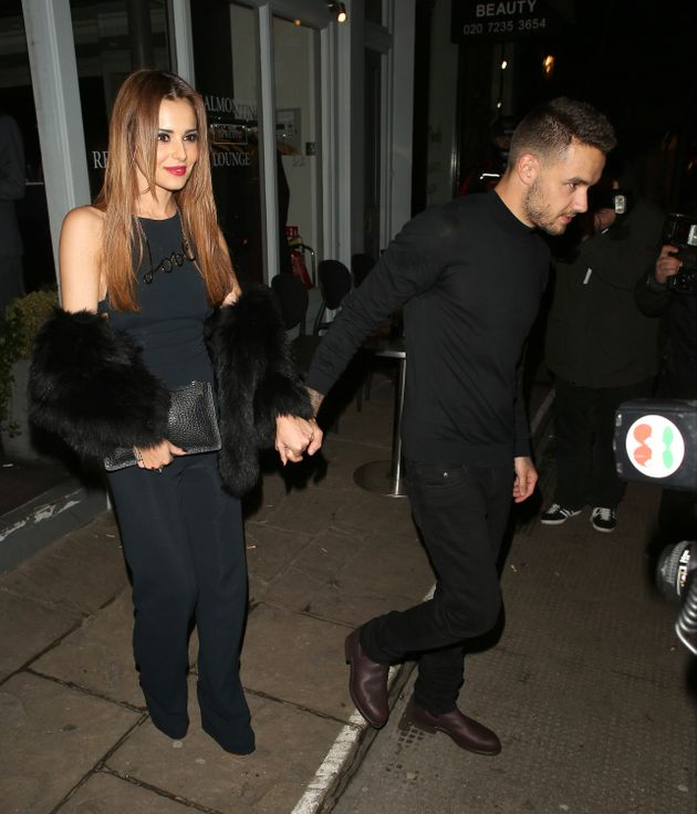 Cheryl Fernandez-Versini And Liam Payne Hold Hands On Dinner Date In London (And He Meets Her