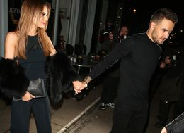 Cheryl And Liam Go Public On Dinner Date In London